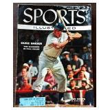 Vintage Sports Illustrated Magazine- Duke Snider Cover