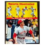 Vintage Sports Illustrated Magazine- Pete Rose Cover