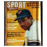 Vintage SPORT Magazine- Frank Robinson Cover