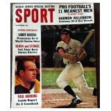 Vintage SPORT Magazine- Harmon Killibrew Cover