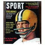 Vintage SPORT Magazine- Paul Hornung Cover