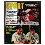 Vintage SPORT Magazine- DiMaggio/Gehrig Cover