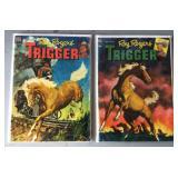 "Vintage Comic Books- ""Roy Roger"