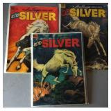 "Vintage Comic Books- ""Lone Ranger"