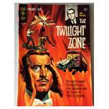 "Vintage Comic Books- ""The Twilight Zone"""