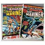 """Vintage Marvel Comic Books-""""Sub-Mariner"""""""