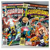 """Vintage Marvel Comic Books- """"Guardians of the Galaxy"""""""