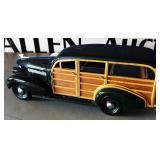 """Vintage """"Woody"""" Die-Cast Wagon"""
