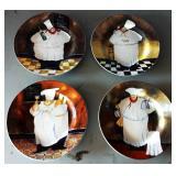 Italian-themed Decorator Plates
