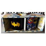 Batman Ceramic Mug Set