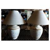 Pair of Luxury Table Lamps
