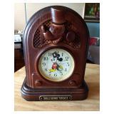 """""""Hollywood Mickey"""" Clock"""
