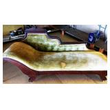 "Antique ""Fainting"" Couch"
