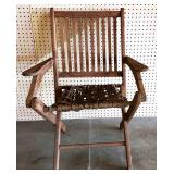 Antique, Handmade Tennessee Chair