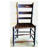Antique Hickory Chair
