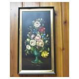Oil on Canvas, signed R. Kosini