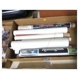 Lot, Remington posters, reprints