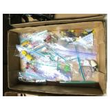 Lot, plugs and fishing lures