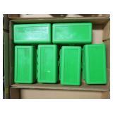 Lot, 6 Case Guard 50 cartridge holders