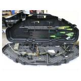 High Century Power Force 1X camo compound bow