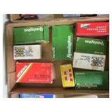Lot, partial boxes ammo and reloads: .30-30,