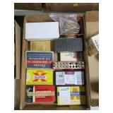 Lot, reloads and partial boxes: .22-250, .243 WIN