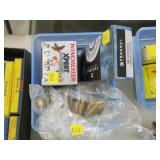 Lot, brass .22-250 and .30-30