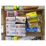 Lot, 6 boxes Winchester 12 Ga., hulls, 7.62 x 39