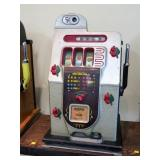 Mills  5-cent slot machine with $10 jackpot payout