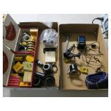 Microscope attachments and accessories
