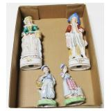 "Lot, Made in Occupied Japan"" figurines"