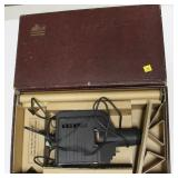 Scan slide projector in box
