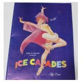 Ice Capades program, 21st Edition, 1960-61
