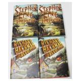 "Lot, 2 copies Steven Kings ""Desperation"" 1996,"