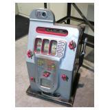 Mills 25-cent slot machine