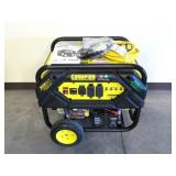 Champion 9000-watt dual fuel generator with