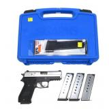 SIG Sauer Model P220 Carry stainless .45 Auto,