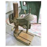 Buffalo No. 15 drill press by Buffalo Forge Co.,