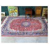 Oriental carpet, 6