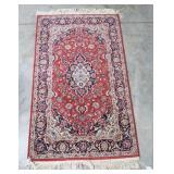 Oriental rug, 3