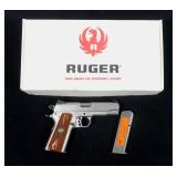 Ruger SR 1911 Commander - .45 ACP Stainless,
