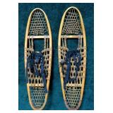 """pair of snowshoes, 10"""" x 36"""""""