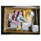 Lot, scope rings, rails, AR spacers, wrenches,