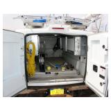 2008 Utility truck body (fiberglass cap) 8