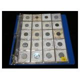 Lot, Hungary coins, 83 pcs.