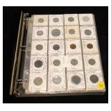Lot, foreign coins, approx. 109 pcs.