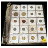 Lot, foreign coins, approx. 72 pcs.