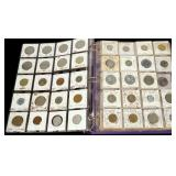 Lot, foreign coins, approx. 66 pcs.