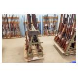 SESSION 1: LARGE COLLECTION 80+ FIREARMS & RELATED SPORTSMEN AUCTION!!