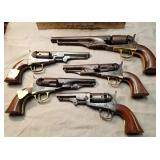 MANY MORE FIREARMS